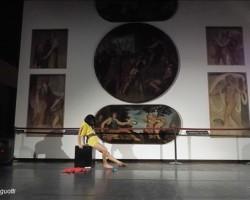 Tre coreografi e la pittura veneta a Padova