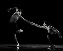 SPELLBOUND CONTEMPORARY BALLET A PADOVA -LOST OF WORDS