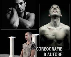 Coreografie d'Autore con tre star della danza