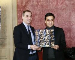 Il premio a Daniele Cipriani, 'impresario di danza'