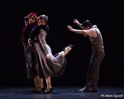 Rossella Brescia danza Fellini