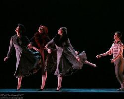 Rossella Brescia danza Fellini in Amarcord