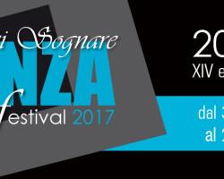 """AL VIA IL XIV FESTIVAL INTERNAZIONALE DI DANZA """"LASCIATECI SOGNARE"""""""