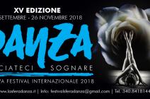 VIDEO PROMO XV Festival Internazionale di Danza 'Lasciateci Sognare'