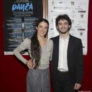 Chiara Vecchiato con Alessandro Piuzzo