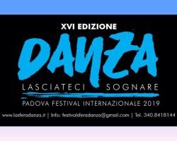 """PROGRAMMA XVI FESTIVAL INTERNAZIONALE DI DANZA """"LASCIATECI SOGNARE"""""""