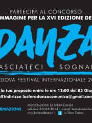 """Crea Una Nuova Immagine Per La XVI Edizione Del Festival Internazionale di Danza """"Lasciateci Sognare"""""""