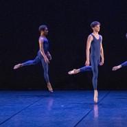 Danzatori del Conservatorio di Danza di Parigi diretti da Cédric Andrieux