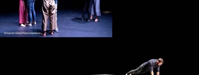 A proposito di…TABULA_Compagnia Linga e EVE, DANCE IS AN UNPLACEABLE PLACE_Compagnia Voix 05.10.2019 Teatro G. Verdi