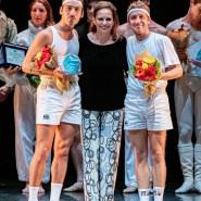 MATTIA RUSSO E ANTONIO DE ROSA ricevono il Premio Nazionale Sfera d'Oro