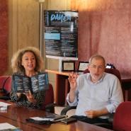 Conferenza Stampa a Palazzo Moroni alla presenza dell' Assessore Colasio