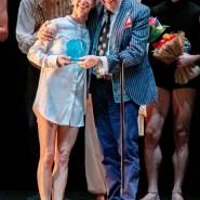SILVIA AZZONI riceve il Premio Nazionale Sfera d'Oro