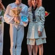 SIMONE TRIBUNA riceve il Premio Nazionale Sfera d'Oro