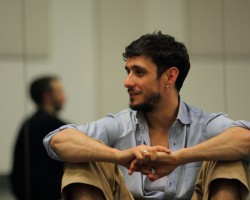 WORKSHOP DI DANZA CONTEMPORANEA con DAVIDE VALROSSO