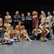 03/10 Premiazione Galà Premio Nazionale Sfera d'oro per la Danza Ph Mario Sguotti
